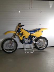 Suzuki rm250 1990