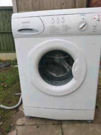 Hotpoint washing maching