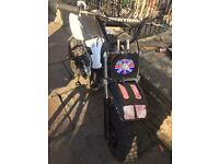 140cc Phat boi fat tyre Pitbike pit bike dirt bike crosser crf70 with Ltd edition engine