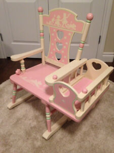 Child's Musical Rocking Chair