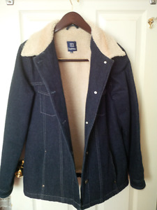 Stylish Soft Denim Jacket