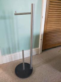 Toilet roll holder / butler