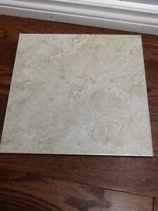 18 Beige and white tiles Cornwall Ontario image 1