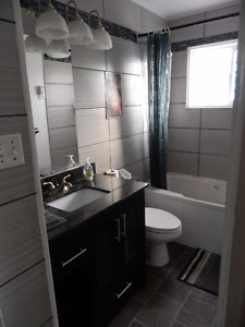 FURNISHED..BUS TO REDWATER CLOSE ...UTILITIES INCLUDED