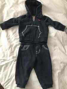 Boy Levis' set 12 month