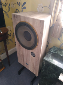 "Tannoy vintage 12"" HPD 315/8 dual concentric audiophile speakers"