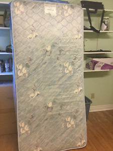 xtra long single mattress and brand new sealy boxspring DELIVERY