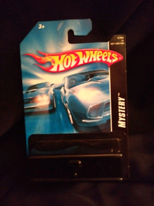 Hot wheels mystery pack