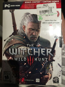 the witcher wild hunt 3 pc