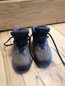 HiTech Leather Hiking Boots