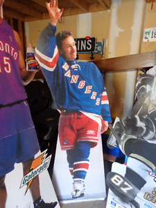 NHL Hockey Sydney Crosby & OtherProfessional Athletes Cutouts