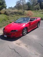 1997 Chevrolet Camaro Convertible No Room to store for winter