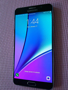 Samsung Galaxy Note5, unlocked/any carriers