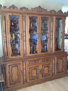 European Dining Room Hutch Buffet European Wood Design