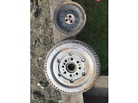 Ford mondeo mk3 flywheel and crank shaft pulley