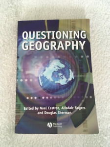 Questioning Geography