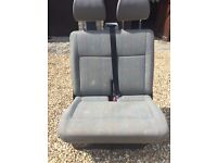 VW TRANSPORTER SEATS
