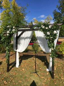 wedding arch find or advertise wedding services in calgary