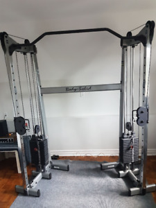 Body-Solid gym / functional trainer for sale