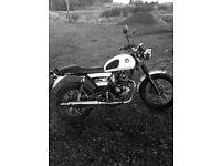 Motorbike, 125cc