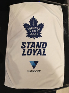 Toronto Maple Leafs playoff rally towels - Game 6