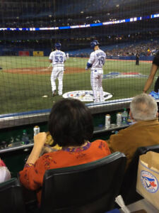 Toronto Blue Jays vs Baltimore Orioles Tickets TD Club and 100L