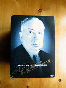 Alfred Hitchcock DVD collection