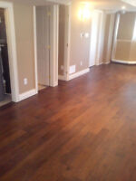Do you need Flooring installed?