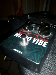 PEDALS FS/FT MAD PROFESSOR AND VOODOO LAB