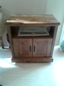 Microwave cart/ tv stand