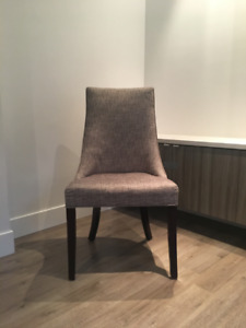 Urban Barn Dining Chairs