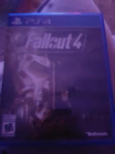 Fallout 4 PS4 W Case
