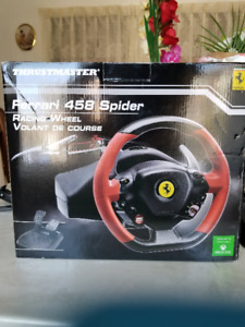 Volant de Course XboxOne  Racing wheel XboxOne