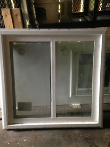 Brand New 37W X 38H Exterior Slider Window