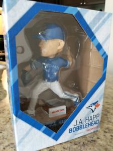 J A Happ Bobblehead Toronto Blue Jays 2018 MLB All Star