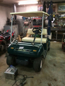 1999 Club Car Golf Cart