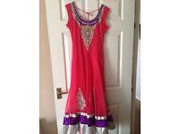 Ladies Indian dress size 10
