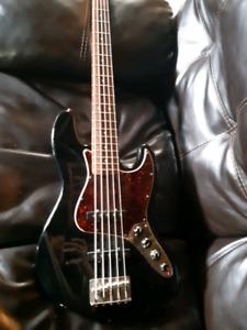 Fender Jazzbass 5 cordes