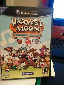 Harvest Moon Magical Melody (NINTENDO GAMECUBE)