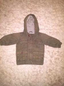 Spring jacket for baby boy