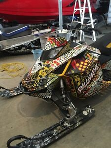 MXZ XRS 800 FOR SALE
