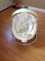 Musical Baby Seat