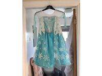 Disney elsa frozen dress