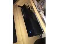 500GB Xbox one with 28 games two rechargeable controllers and recharge station