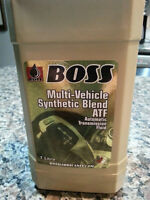 Boss synthetic blend ATF