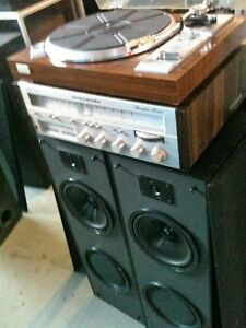 MARANTZ DUAL & SPEAKERS with Down to Earth Pricing..