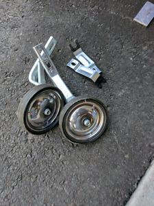 Roulette roue petite velo bicyclette