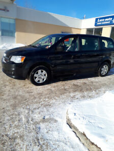 2013 Dodge Grand Caravan Adapted for Disabled