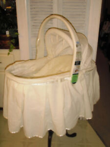 The First Years Carry-Me-Near Bassinet