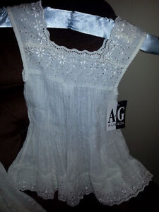 Authentic Child's Dress from Greece - NEVER WORN